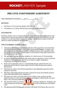 Free Prenuptial Agreement Template Canada by Prenuptial Agreement Prenup Premarital Pre Civil