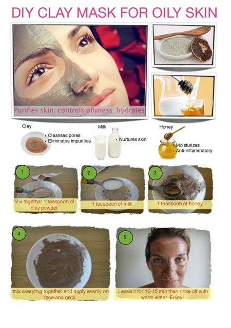 diy mask for sensitive skin 36 best clay mask recipes images on masks activated charcoal mask and