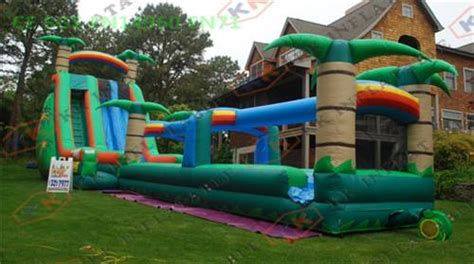 backyard water slides for adults adults inflatable water slide with long slip outdoor