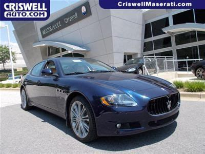 how petrol cars work 2011 maserati quattroporte navigation system purchase used 2011 maserati quattroporte v8 nav cpo certified low miles like new blue tan gt in
