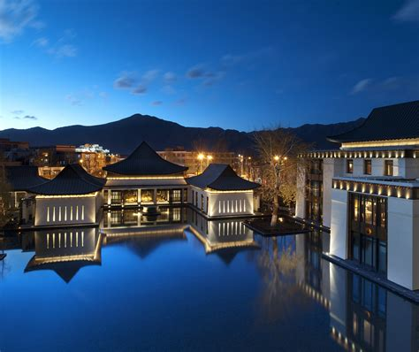 Garden Summer Houses Ireland - st regis lhasa tibet s first five star hotel extravaganzi