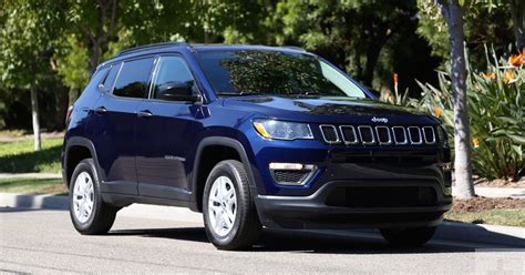 jeep compass sport 2017 jeep compass sport review digital trends