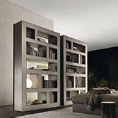 libreria millennium torino collezione polywood da tramontina designbest