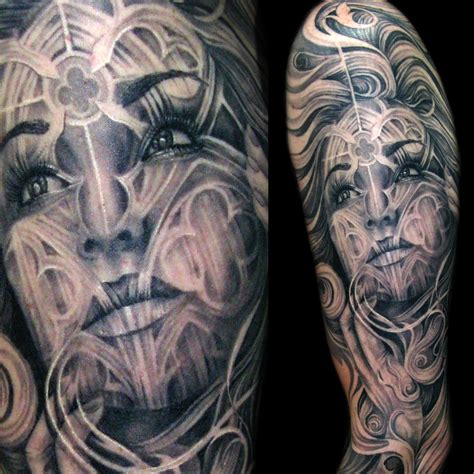 best black and grey tattoos tony mancia certified artist
