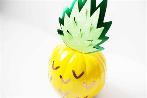 the pineapple pumpkin