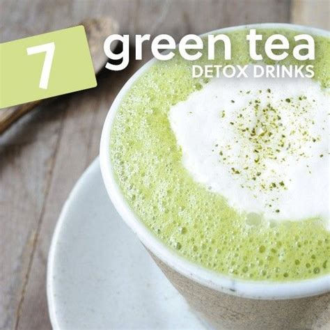 Is Green Tea A Detox Drink by 7 Green Tea Detox Drinks For Cleansing Weight Loss