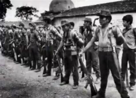 el salvador muertes por la guerrilla 1980 l 237 nea de tiempo 191 c 243 mo inicio la guerra en el salvador