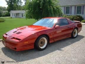 1987 Pontiac Trans Am Gta 1987 Pontiac Trans Am Gta Id 24571