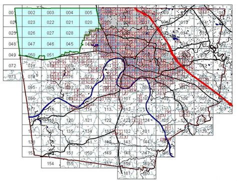 Montgomery County Property Tax Records Geographic Information Systems Montgomery County Government