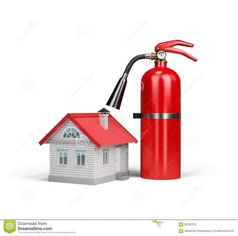 house insurance fire property insurance against fire stock illustration image 59702703