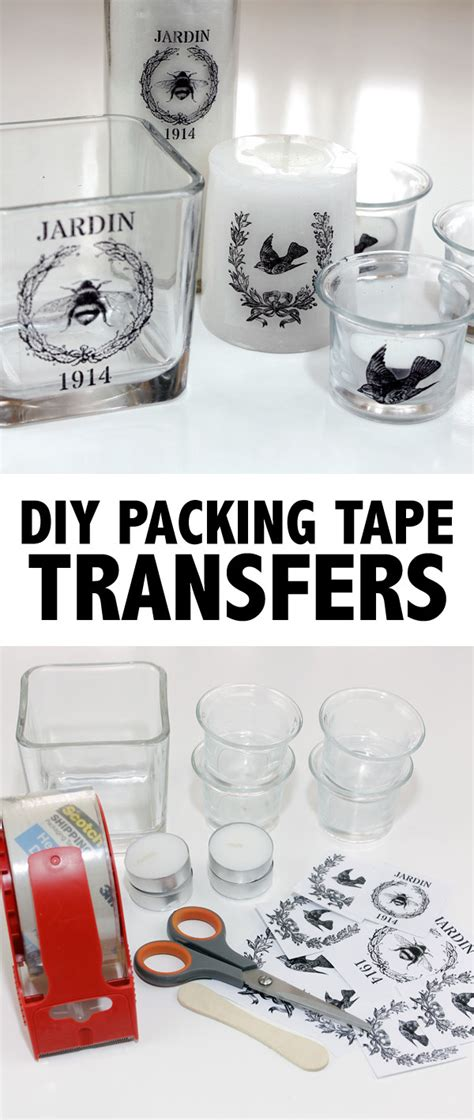 printable kitchen canister labels packing tape image transfer diy packing tape transfers the graphics fairy