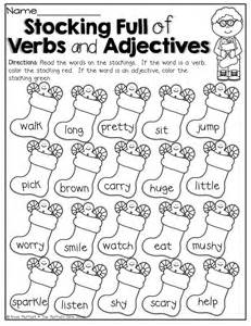 13 best images of adjective coloring worksheet adjective