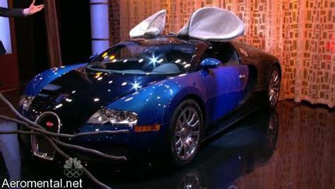 bugatti veyron mouse conan o brien s last time in the tonight show