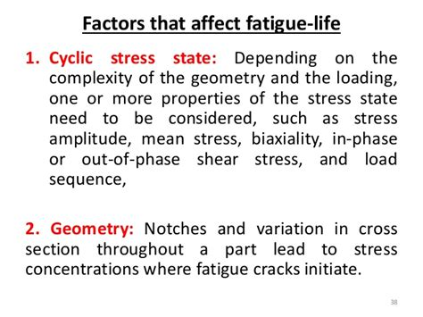 stress pattern and exles fracture mechanics failure analysis lecture fatigue
