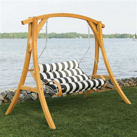 hatteras swings deluxe cushion swing cabana classic hatteras hammocks