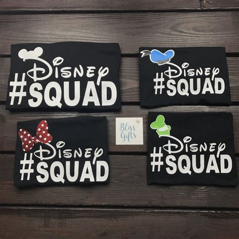 disney squad shirt with donald hat squad disney shirts