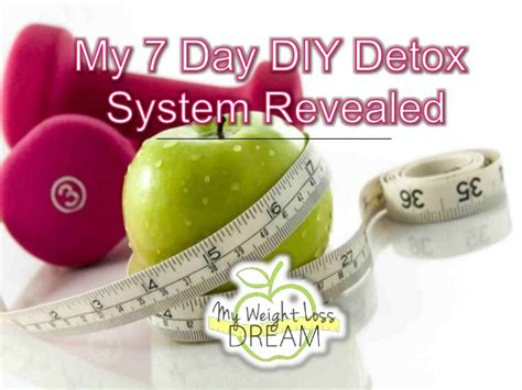 Ala Detox How Much To Take by 7 Day Detox Diet My 7 Day Diy Detox System Revealed
