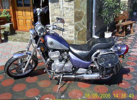 Kawasaki En500 by Kawasaki Kawasaki En500 Moto Zombdrive