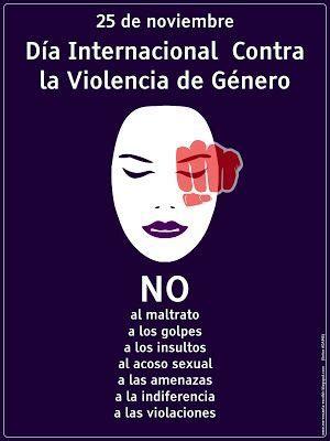 imagenes frases contra la violencia de genero intranerso lengua castellana y literatura