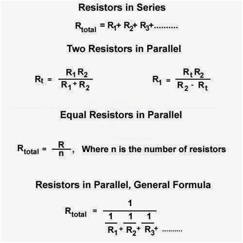 resistors capacitors inductors series parallel relationship between resistors in series 28 images resistors ohm s capacitors and inductors