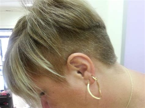 pics of the back of a pixie clipper cut women clippered haircuts newhairstylesformen2014 com