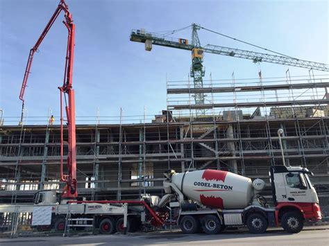 rommel bau stuttgart hochbau archive godel beton