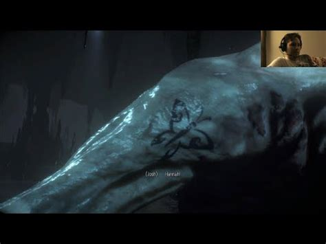 butterfly tattoo until dawn let s play until dawn pt 29 wendigo with a butterfly