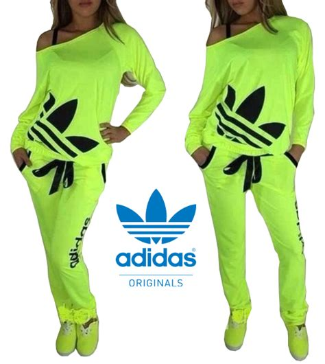 Where Can I Buy An Adidas Gift Card - adidas neon women sports suit track suit sleeping suit set grn from sporty on storenvy