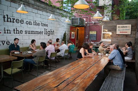 Backyard Burger On Union The Best Restaurant Patios In Toronto