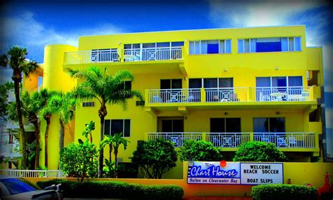 Hotels With In Room Clearwater Fl by Book Charthouse Hotel Suites Clearwater Florida