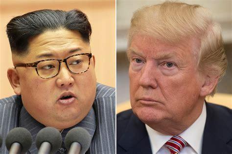 donald trump and kim jong un donald trump 233 voque une rencontre avec kim jong un 171 en mai