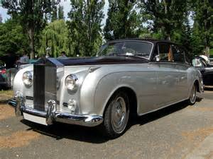 1960 Rolls Royce Silver Cloud Rolls Royce Silver Cloud Ii 1960 Retrorencard