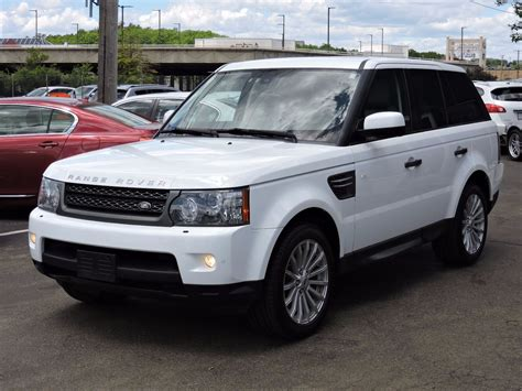 land rover 2011 used 2011 land rover range rover sport hse at saugus auto mall