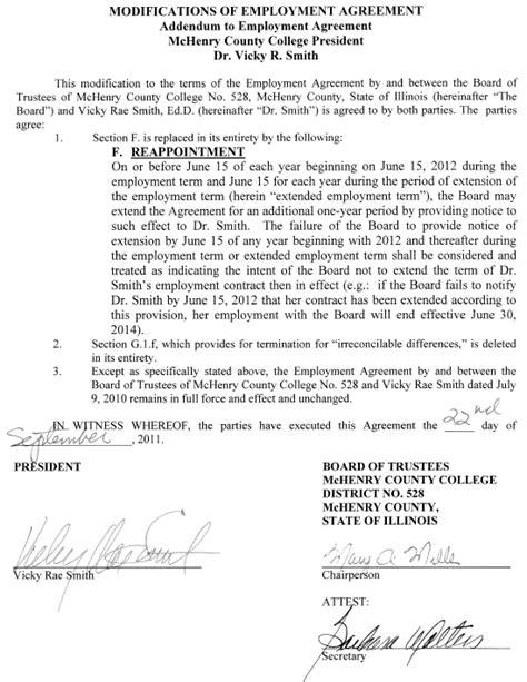 sle subordination agreement template modification to contract modification to contract image