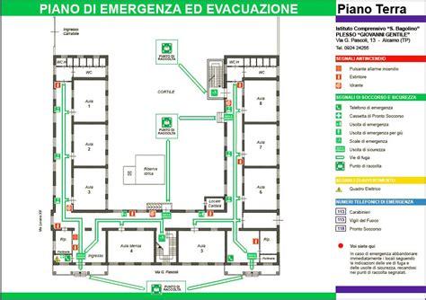 normativa antincendio uffici piano di sicurezza ed evacuazione i c s bagolino