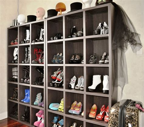 Storage Solutions For Craft Rooms - glam new dressing room with shoe storage thefashionatetraveller com