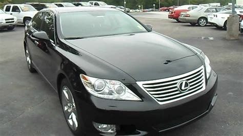 tv ls for sale for sale 2010 lexus ls460 at billy howell ford in