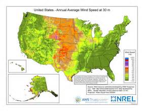 us design wind speed map wind maps geospatial data science nrel