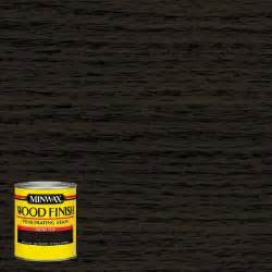 Behr Paint Colors Interior Home Depot minwax 8 oz wood finish ebony oil based interior stain