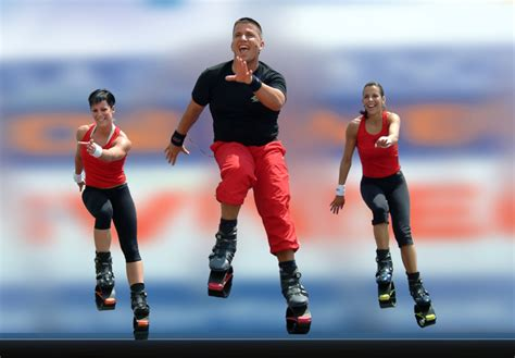 Did Stapp Jump Because He Got High by Noho Rec Room Keeping Nyers Moving Kangoo Jumps Drums