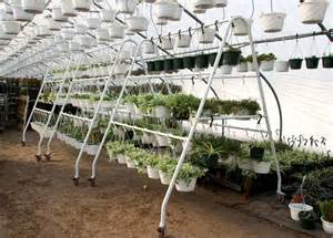 commercial greenhouse bench systems metel benches
