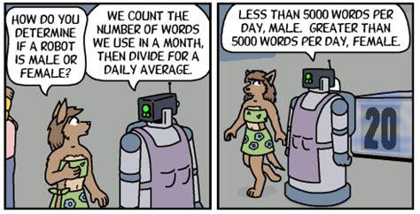 Cartoon Sex Memes - language log using word counts to sex robots