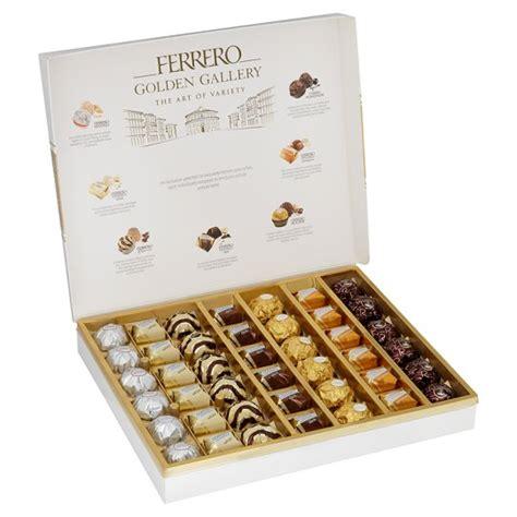 Ferrero Golden Gallery 401G   Groceries   Tesco Groceries