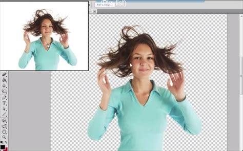 photoshop cs3 tutorial advanced selecting hair 10 useful photoshop image extraction tutorials creative