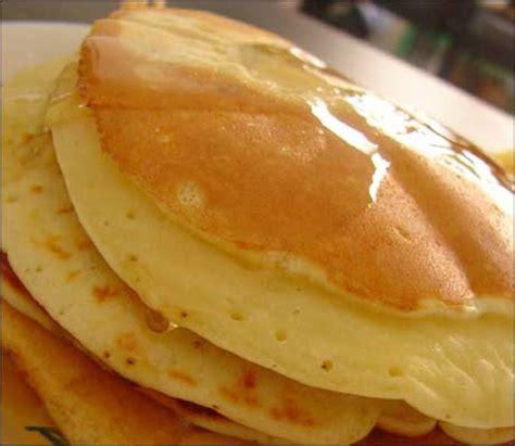membuat pancake mangga resep pancake