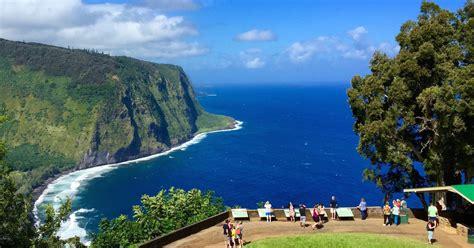 big island small group waipio valley  waterfall tours