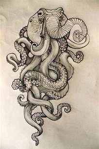 9 octopus drawings jpg download