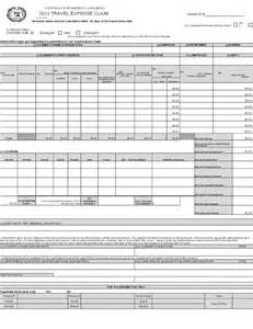 travel expenses form template travel expense claim template hashdoc