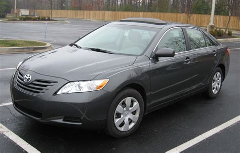 For 2007 Toyota Camry File 2007 Toyota Camry Le Jpg