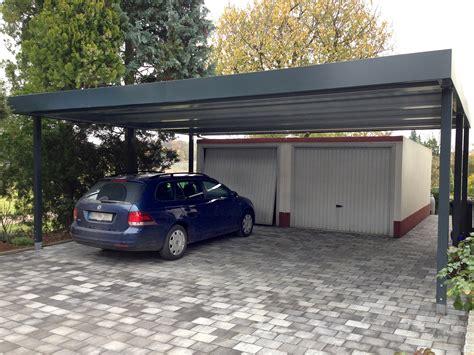 moderne garagen carport extrabreit carceffo moderne carports garagen